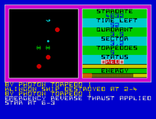 star trek zx spectrum 12