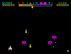 starclash zx spectrum 11