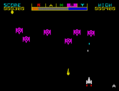 starclash zx spectrum 21