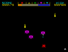 starclash zx spectrum 22