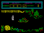 the curse of sherwood zx spectrum 02