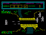 the curse of sherwood zx spectrum 04