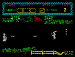 the curse of sherwood zx spectrum 08