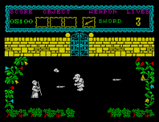 the curse of sherwood zx spectrum 10