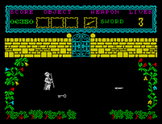 the curse of sherwood zx spectrum 11