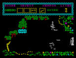 the curse of sherwood zx spectrum 14