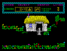 the curse of sherwood zx spectrum 21
