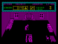 the curse of sherwood zx spectrum 22