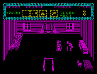 the curse of sherwood zx spectrum 23