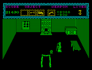 the curse of sherwood zx spectrum 31