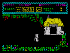 the curse of sherwood zx spectrum 32