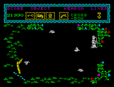 the curse of sherwood zx spectrum 33