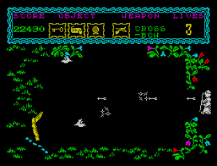 the curse of sherwood zx spectrum 34