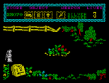 the curse of sherwood zx spectrum 40