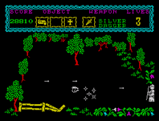 the curse of sherwood zx spectrum 43