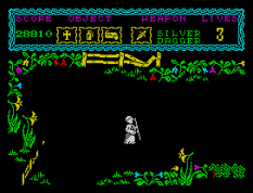 the curse of sherwood zx spectrum 44