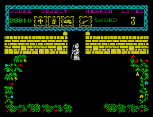 the curse of sherwood zx spectrum 45