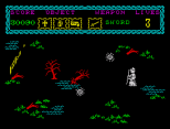 the curse of sherwood zx spectrum 48