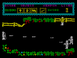 the curse of sherwood zx spectrum 50