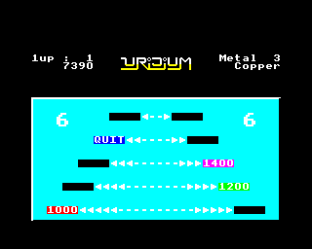 uridium bbc micro 20