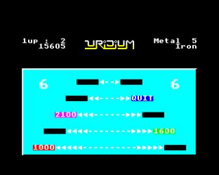 uridium bbc micro 31