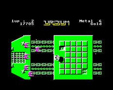 uridium bbc micro 33