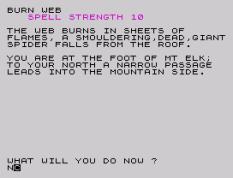 velnor's lair zx spectrum 22