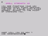velnor's lair zx spectrum 25