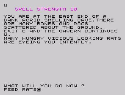 velnor's lair zx spectrum 31