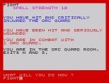velnor's lair zx spectrum 39