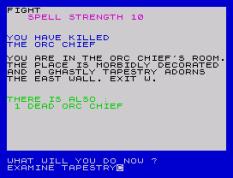 velnor's lair zx spectrum 43