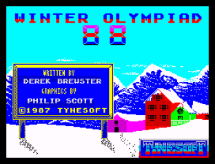 winter olympiad 88 zx spectrum 01