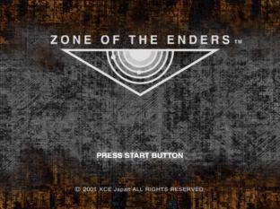 zone of the enders ps2 001