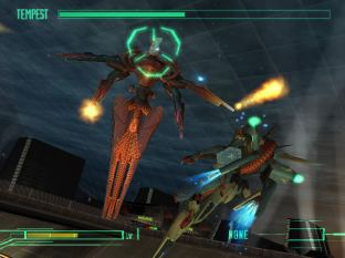 zone of the enders ps2 122
