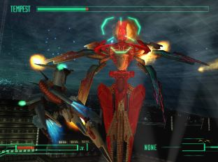 zone of the enders ps2 133