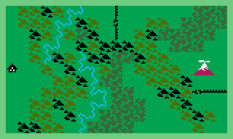 AD&D Cloudy Mountain Intellivision 02