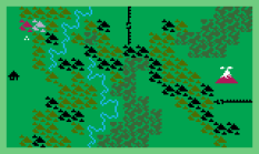 AD&D Cloudy Mountain Intellivision 05