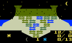 AD&D Treasure of Tarmin Intellivision 02