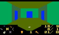 AD&D Treasure of Tarmin Intellivision 07