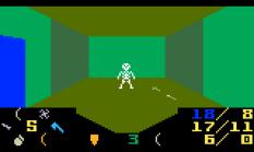 AD&D Treasure of Tarmin Intellivision 21