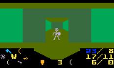 AD&D Treasure of Tarmin Intellivision 24