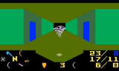 AD&D Treasure of Tarmin Intellivision 25