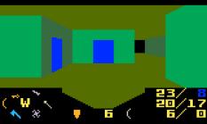 AD&D Treasure of Tarmin Intellivision 31