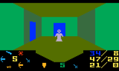 AD&D Treasure of Tarmin Intellivision 49