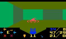 AD&D Treasure of Tarmin Intellivision 51