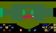 AD&D Treasure of Tarmin Intellivision 54