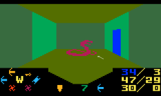 AD&D Treasure of Tarmin Intellivision 55