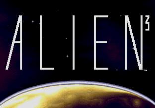 Alien 3 Megadrive 01