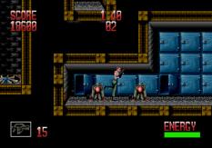 Alien 3 Megadrive 11