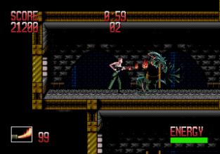 Alien 3 Megadrive 12